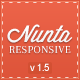 Nunta Wedding Responsive WordPress Theme - ThemeForest Item for Sale