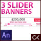 Slider Animated Banner Ads
