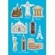 Landmark Symbols - GraphicRiver Item for Sale