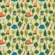 Camping Pattern - GraphicRiver Item for Sale