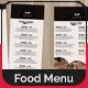 Menu Pack - Bar Cafe Restaurant  - GraphicRiver Item for Sale