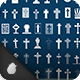 100 Scalable Vector Cross Silhouettes - GraphicRiver Item for Sale
