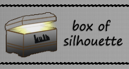 box of silhouette