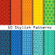 Collection of Patterns - GraphicRiver Item for Sale