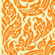 Horizontal Seamless Pattern in Oriental Style  - GraphicRiver Item for Sale