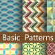 Basic Pattern Collection - GraphicRiver Item for Sale