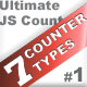 Ultimate JavaScript Counter