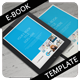 E-Book Template - PSD - GraphicRiver Item for Sale