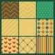 Set of Seamless Knitting Patterns - GraphicRiver Item for Sale