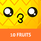 Fruit Game Items #1
