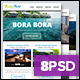ParadiseHotel - Multipurpose E-newsletter Template - GraphicRiver Item for Sale