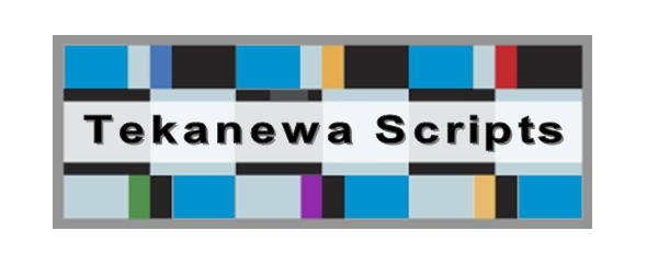 Tekanewa scripts homepage