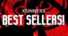 Sinners Best Sellers!
