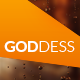 Goddess — One Page HTML5 Template - ThemeForest Item for Sale