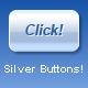 Cool Silver Buttons! - GraphicRiver Item for Sale