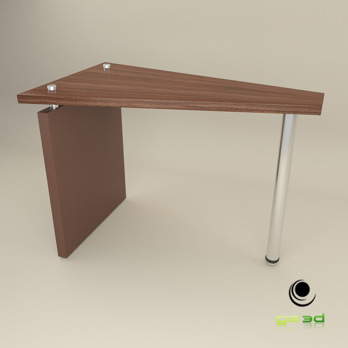 Office Wedge Table