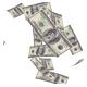 Raining Dollars - GraphicRiver Item for Sale