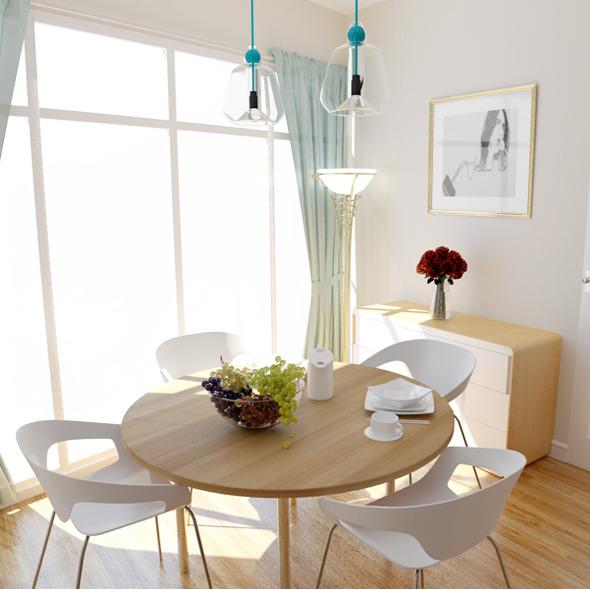 loft space - 3DOcean Item for Sale