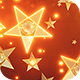 Gold Falling Stars - VideoHive Item for Sale