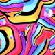 Wavy Rainbow Stripes - VideoHive Item for Sale