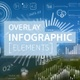 Overlay Infographic Elements Pack - VideoHive Item for Sale