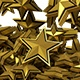 3D Gold Star Slider - VideoHive Item for Sale