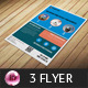 3 Corporate Business Flyer - GraphicRiver Item for Sale