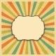Vintage Sunburst Background - GraphicRiver Item for Sale