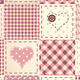 Set of Patchworks Sweetstyle - GraphicRiver Item for Sale