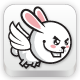 Game Character - Flappy Rabbit - GraphicRiver Item for Sale