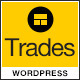 Trades - Multi-Purpose Business WordPress Theme Nulled