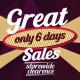 Commercial discounts (E-shop Advertisement) - VideoHive Item for Sale