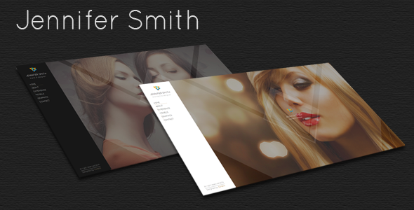 J.S. - Responsive Theme - Personal Site Templates