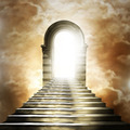 The stairway to heaven leading to God - PhotoDune Item for Sale