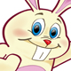 Easter Bunny - GraphicRiver Item for Sale