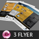 3 Business Flyer - GraphicRiver Item for Sale