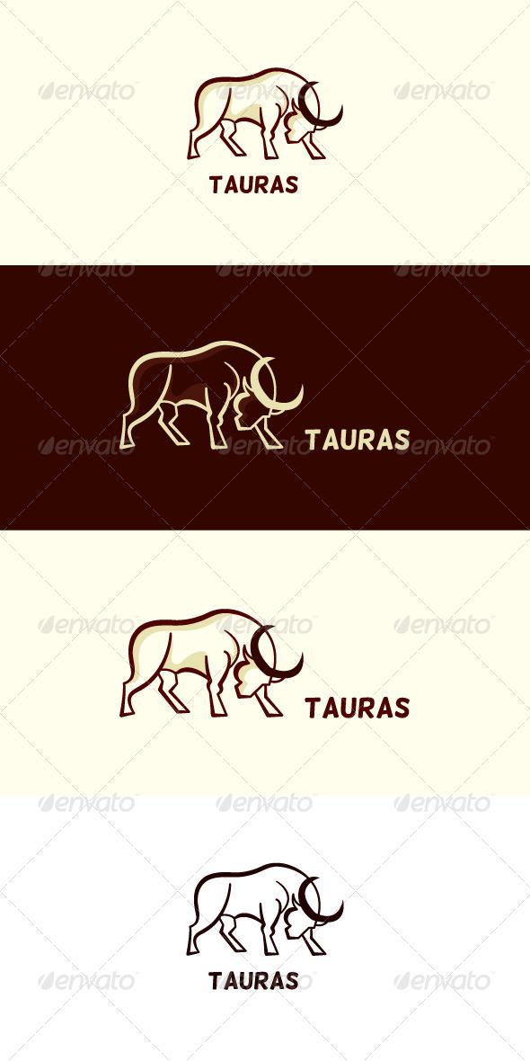 Tauras Stock Logo Template
