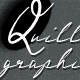 Quilligraphika Quill Pen Script Handwriting - GraphicRiver Item for Sale