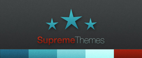 Supreme themes user screen