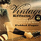 Vintage Effects for Photo, Designs 6 - GraphicRiver Item for Sale