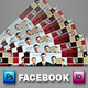 Investment Management Facebook Cover Template - GraphicRiver Item for Sale