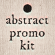 Abstract Promo Kit - VideoHive Item for Sale