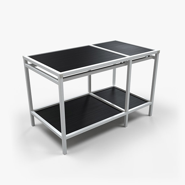 Target Audio TT2 HiFi Equipment Table - 3DOcean Item for Sale