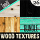 Various Wood Textures | Bundle - GraphicRiver Item for Sale