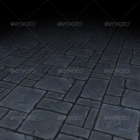 Stone Floor Texture Tile 04 - 3DOcean Item for Sale