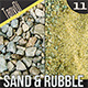 Sand and Rubble