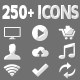 Tiny Modern Icons - GraphicRiver Item for Sale