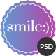 Smile - Multipurpose Onepage & Multipage PSD Templ