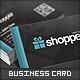 Shopper Business Card - GraphicRiver Item for Sale