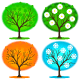 Icon Seasons - GraphicRiver Item for Sale